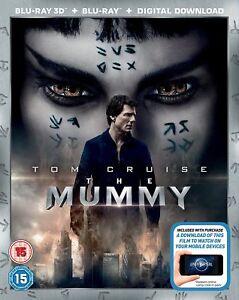 The Mummy 3D (Blu-ray 3D + Blu-ray)