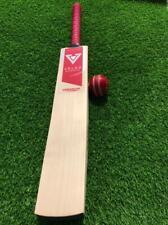 Veles Sport English Willow Cricket Bat Grade 1st Big Edge Full Size cricket Bat