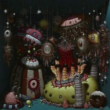 ORBITAL MONSTERS EXIST PRESALE NEW LTD DELUXE BOX SET 4LP OUT 14th SEPTEMBER
