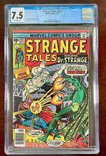 STRANGE TALES #187 CGC 7.5 VF (MARVEL 1976) 🔑 DR. STRANGE VS BARON MORDO