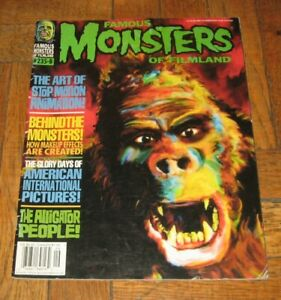 MONSTERS AND THINGS  # 1  SUMMER SPECIAL  JUNE 2005
