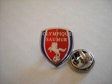 a1 OLYMPIQUE SAUMUR FC club spilla football foot calcio pins francia france