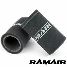 RAMAIR 2 x Single Carb Velocity Stack Foam Filter 165mm Weber DCOE 40 & 45