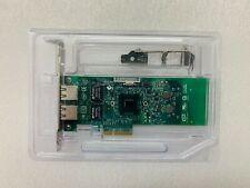 INTEL E1G42ET 10/100/1000Mbps PCI-Express 2 Port Server Adapter W/ BLUE STICKER