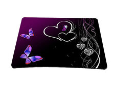 Purple Anti-Slip Mousepad Rubber Gaming Mouse Pad Mat For Optical Laser Mouse