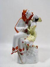 1920s FRAUREUTH Art Deco PIERROT & COLUMBINE Figurine Heinz Schaubach Wallendorf