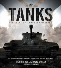 TANKS - CROSS, ROBIN/ WILLEY, DAVID (EDT)/ SNOW, DAN (FRW) - NEW HARDCOVER BOOK