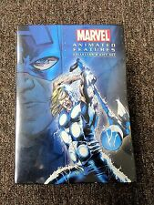 Marvel Animated Features Gift Set (DVD, 2007, 3-Disc Set) - New