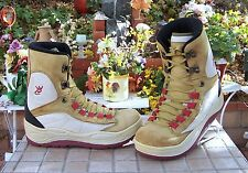 Custom Mens snow board boots size 6.5 should fit Women size 7.5