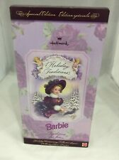 Holiday Traditions Barbie Hallmark Mattel 1997 Special Edition