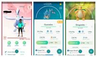Pokemon Account Go Level 33-34 - 12x Legendary - Shiny - Gym/Raid Ready