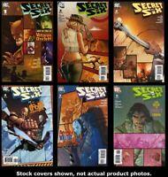 Secret Six (2nd Series) 1 2 3 4 5 6 DC 2006 Complete Set Run Lot 1-6 VF/NM