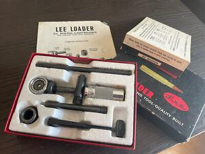 Lee Loader .357 Magnum Reloading Kit. Used, Vintage, Classic