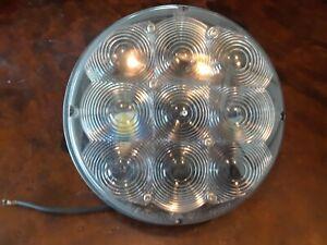 Whelen Par46 Par-46 Led Spotlight Bulb, White, 6 Degree beam, 9 LED-6 in Housing