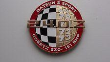 Datsun 240z 1969/1970/71/72/73 Grille badge emblem badge vintage badge