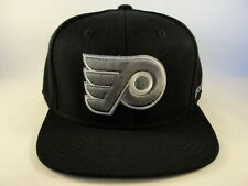Philadelphia Flyers NHL Reebok Retro Snapback Hat Cap Black