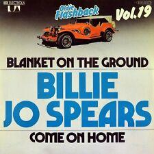 """7"""" BILLIE JO SPEARS Blanket On The Ground OLDIE FLASHBACK Vol.19 1979 NEUWERTIG!"""