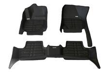TuxMat Custom-fit 3D Car Floor Mats for Volvo V60 2011-2018 Models