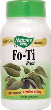 Fo-Ti Root, Nature's Way, 100 capsules