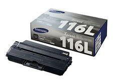 Samsung 116l Black Toner Cartridge High Yield Mlt-d116l