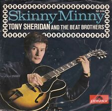 Tony Sheridan & Beat Brothers (Beatles) Skinny Minny / Sweet Georgia Brown Germ