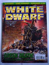 BIANCO NANO MAGAZINE # 247 / WARHAMMER / GAMES WORKSHOP / VG