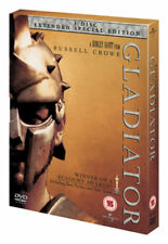 GLADIATOR - Extended Special Edition DVD 2005 (3 Disc Box Set - Region 2)*****
