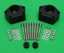 "1986-1995 Toyota Pickup IFS 4X4 4WD Front 3"" Leveling Lift Kit Black"