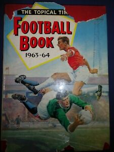 The Topical Times Football Book 1963-64