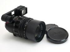 Leitz Leica M Elmarit 2,8 / 135 mm  #1957811 mit Brille Googles  so208