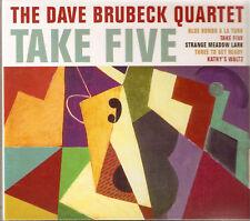 The Dave Brubeck Quartet - Take Five 3CD 2011 NEW/SEALED