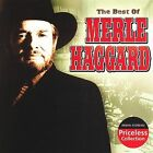 NEW The Best of Merle Haggard (Audio CD)