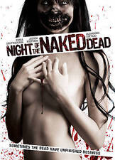 Night of the Naked Dead COVER IS A COLOR XEROX USED VERY GOOD DVD