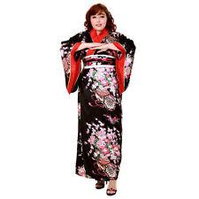Internationale Trachten im Yukata-Stil