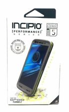 NEW Incipio Performance Series Level 5 Case Belt Clip Holster Droid Turbo 2 Grey