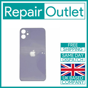 For Apple iPhone 11 Replacement Back Glass(Purple) UK Stock Quality Part