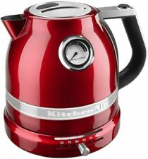 KitchenAid Proline KEK1522 1.5L Cordless Electric Kettle - Candy Apple Red