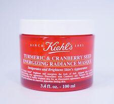 Kiehl's Turmeric & Cranberry Seed Energizing Radiance Masque Mask 3.4 oz/100 ml
