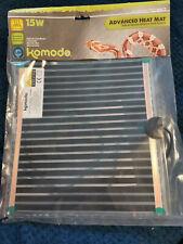 Komodo Advanced Heat Mat 15W - 27 x 27cm snakes, repitles, terrariums