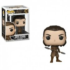 Funko POP Television Game Of Thrones 79 Arya With Two Headed Spear