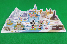 Disneyland Park Attractions PopUp Card with Envelope