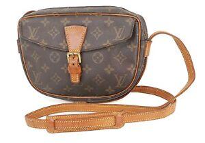 Authentic LOUIS VUITTON Jeune Fille PM Monogram Crossbody Shoulder Bag #40816