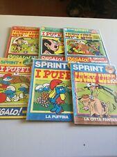 Lotto di 6 Albi Sprint