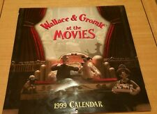 WALLACE AND GROMIT AT THE MOVIES 1999 Used AARDMAN