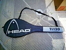 HEAD TI 120 TITANIUM SQUASH RACKET NEW UNUSED