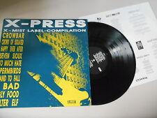 LP va X-Press-X. Mist compilation (10) canzone X-Mist/INSERT/Spermbirds 2bad
