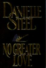 No Greater Love, Danielle Steel, Good Condition, Book