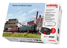 Märklin H0 29400 Digital Starter Pack Freight With BR 141 - OVP