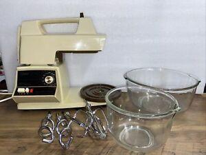Vintage Oster Regency Kitchen Center Mixer