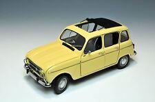 EBBRO 25002 1:24 Renault 4L PLASTIC KIT plastic model car kits
